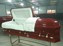 ELEANOR burial casket luxury coffins for the dead