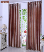Factory supply ready made jacquard fancy kitchen curtains