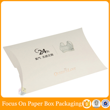 cheap packaging underwear pillow gift box