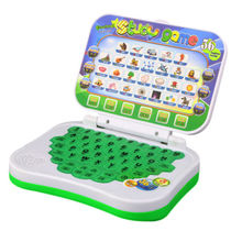 Multi Functional Educational Kids Laptop Early Intelligent Learning Machine Toy for Children