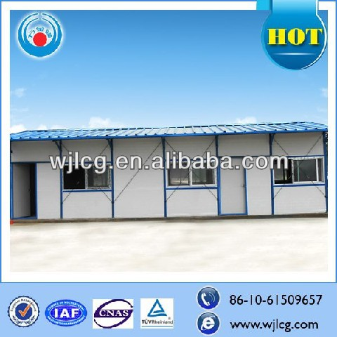 Low cost modular homes cheap prefab house China manufacturer