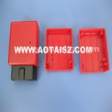 wholesaler price China auto obd2 case plastic obd enclosure