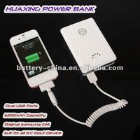 11200mAh, 3A Output Portable Mobile Power Bank or iphone Galaxy tab ipad Blackberry HTC SonyEricsson Samsung Nokia PSP GPS D.V.