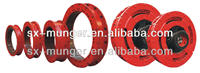 clutch for oil drilling rig