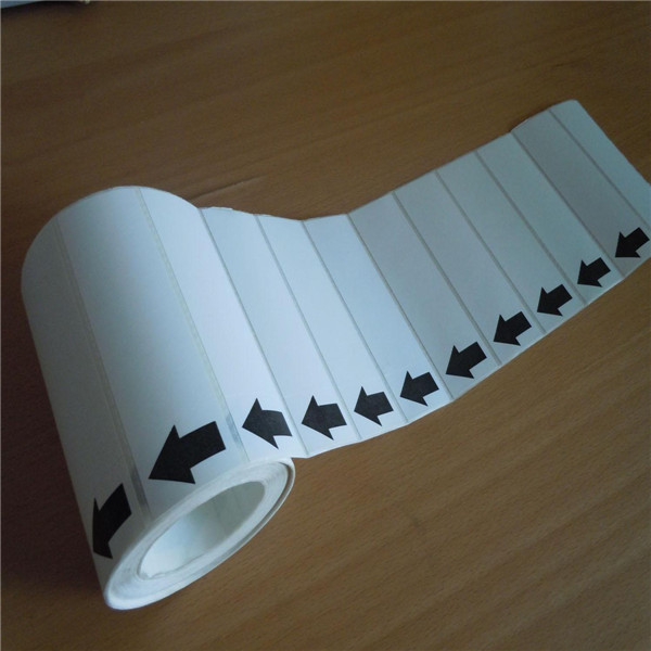 Label Roll Blank Sticker Direct Thermal Paper Label Roll