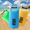 Waterproof Dry Bag Roll Top Sack, Dry Bag With Shoulder Strap