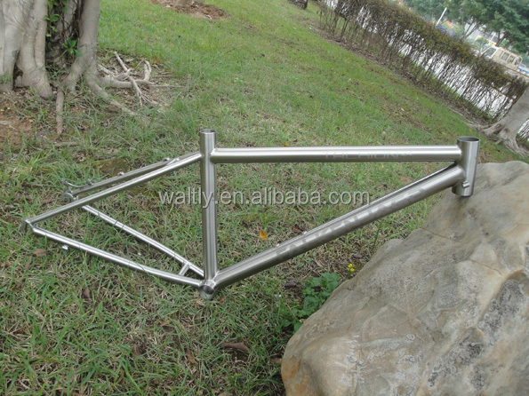"minivelo Titanium alloy frame for 24""or 20"""