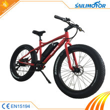 China Wholesale electric sport bikes with 500w bafang motor