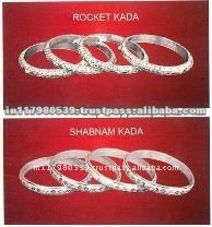 New design silver bangle