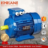 Y2 series three phase electric fan motor for air compresser