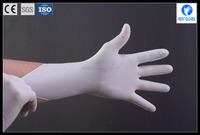 Disposable Powdered/powder free small Latex rubber exam hand Gloves cheap