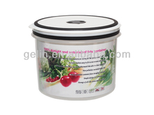 environmental micro wave food container