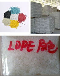 Virgin Ldpe Granules For Film/recycled Ldpe Resin From China ...