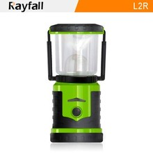 IPX6 waterproof rechargeable led 3W 200Lumens dimmable led camping light for tents
