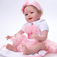 Children Wholesale Silicone Reborn Baby Dolls