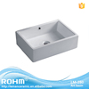 LM-280, Modern Basin Above Washing Machine Without Faucet Hole