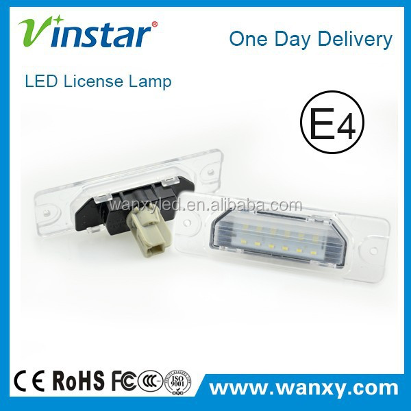 Infinit LED License Plate Lamp CEFIRO/MAXIMA/Fuga used cars auction in japan One day delivery