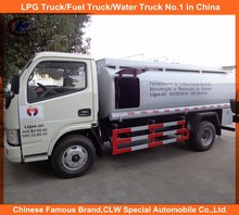 Dongfeng refueller truck 4000L~5000L fuel tank truck lhd rhd mobile petrolbowser 4*2 dongfeng fuel truck