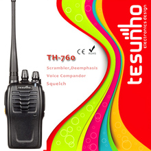 TESUNHO TH-760 portable professional long UHF Handheld CB Radio 476-477Mhz