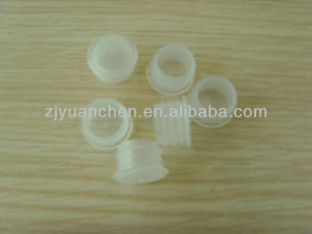customized plastic plug with thread