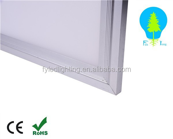 High quality CE RoHS 30w 40w 50w dimming led panel lighting 600x600 5 years warranty