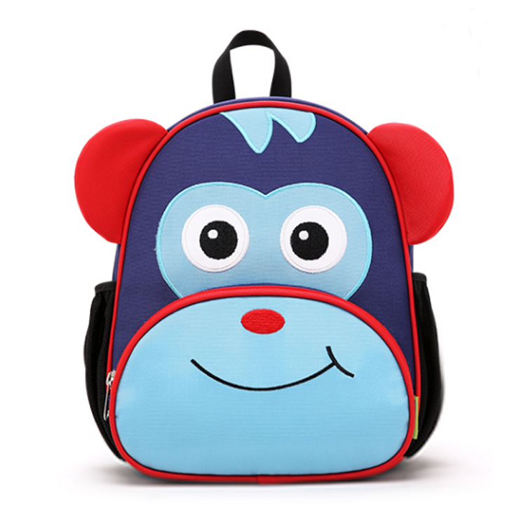Cute High Quality Kindergarten Kids backpack Primary School Bag