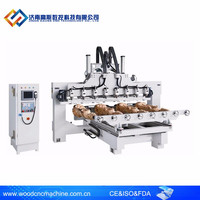 New Design wood rotary cutting machine with CE certificate