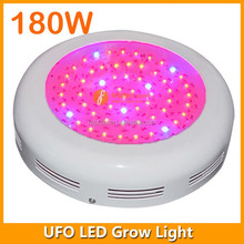 High power full spectrum greenhouse 3w chip 180w ufo led grow light lamp