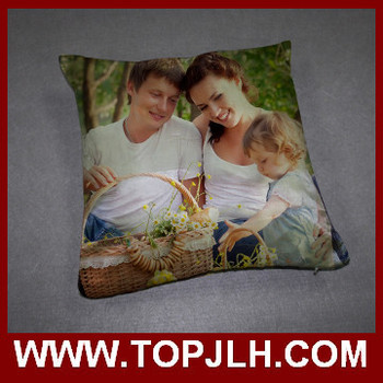 Heat Transfer Printed Pillow case Home /Hotel Use Pillow