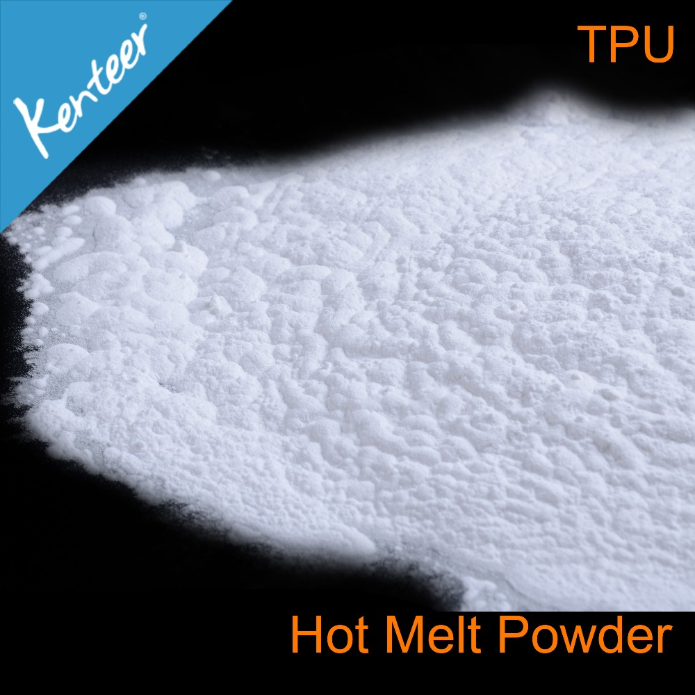 PU Hot Melt adhesive Powder for screen printing