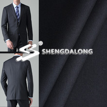 SDL27858 Top Quality polyester rayon Fabric Men's Suit Fabric