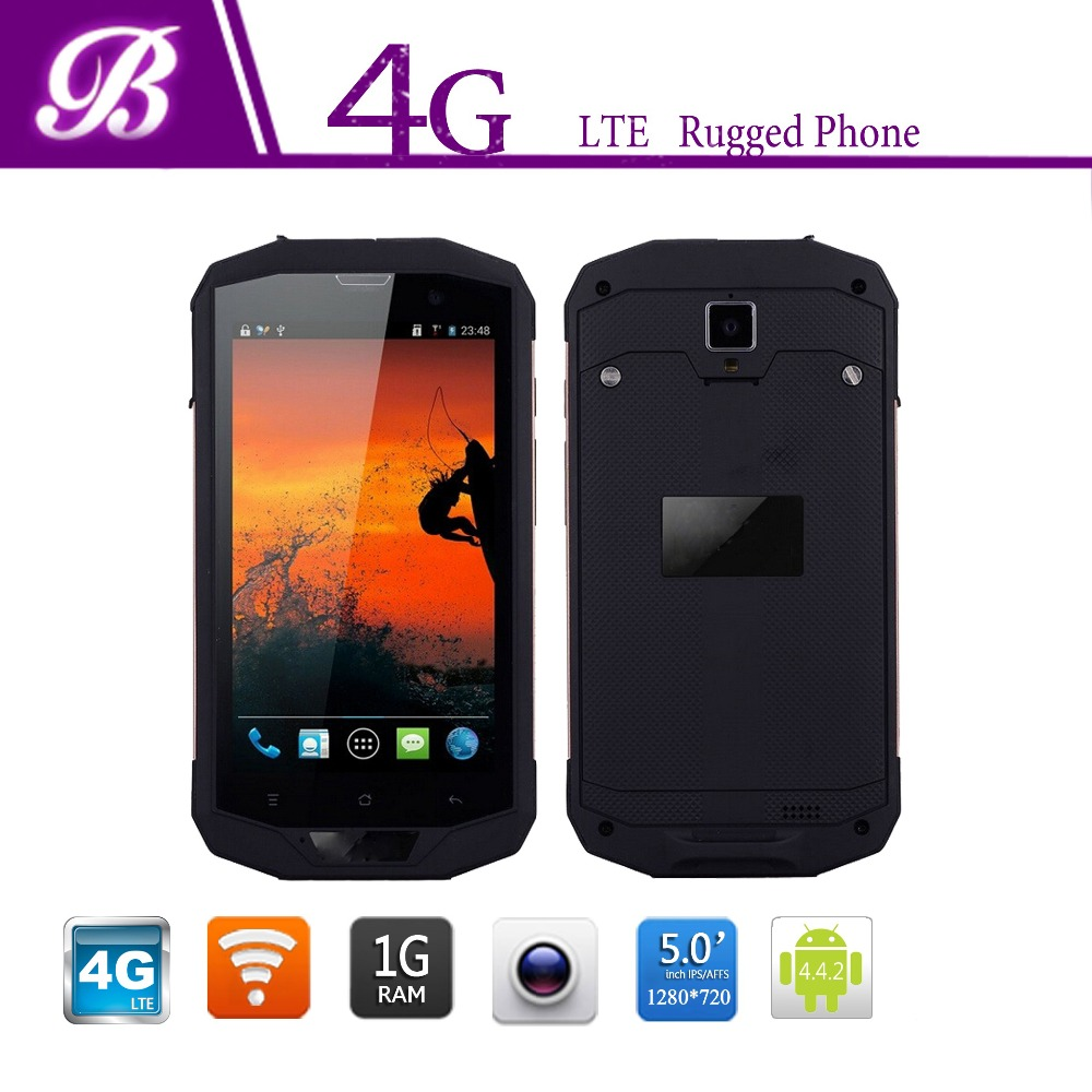 4G LTE Smartphone 3GB RAM 32GB ROM GPS NFC wifi IP67 Waterproof mobile phone