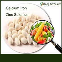 Calcium Zinc Selenium Iron Soft Gel Multi Mineral Wholesale
