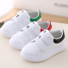 Classic Style Children Shoes Boys Sneakers Spring/Autumn Sport Solid Soft Girls Shoes Outdoor Running Kids Shoes Size 21-30