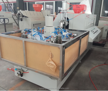 rotary extrude rotary blowing moulding molding machines for making ice lolly ,ice pop tube ,soft plastic bottles