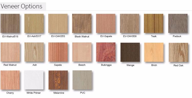 Wood veneer hdf moulded door skin price white wooden for Mahogany door skin