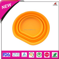Environmentally Friendly silicone fruit basket