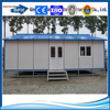 easy to pack and transport steel modern prefab house