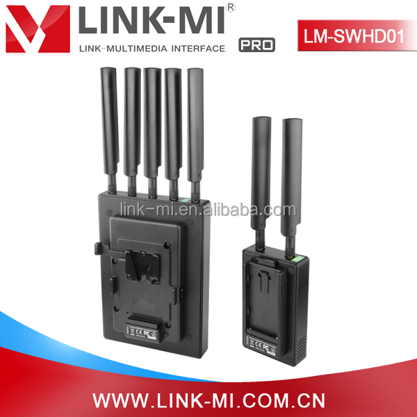 HDMI wireless 1080p @ 60Hz, SD/HD/3G-SDI wireless hdmi transmitter and receiver 300m