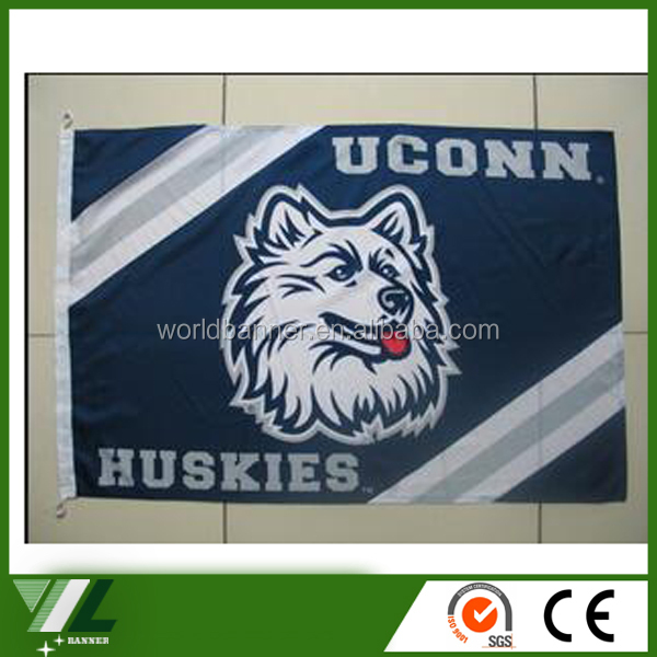 large banner <strong>advertising</strong> 3 x 5 foot flag manufacturer in china 200d polyester flag