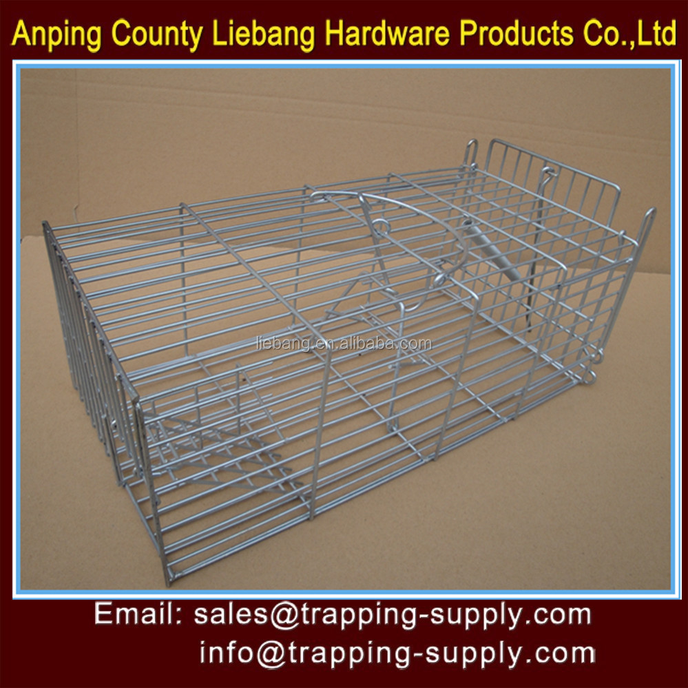 Rat Trap Use and Wire Mesh Cage Type Humane Rat Trap Cage
