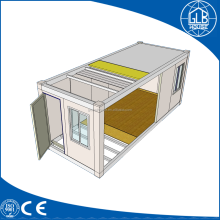 Portable habitable container ready-made in China