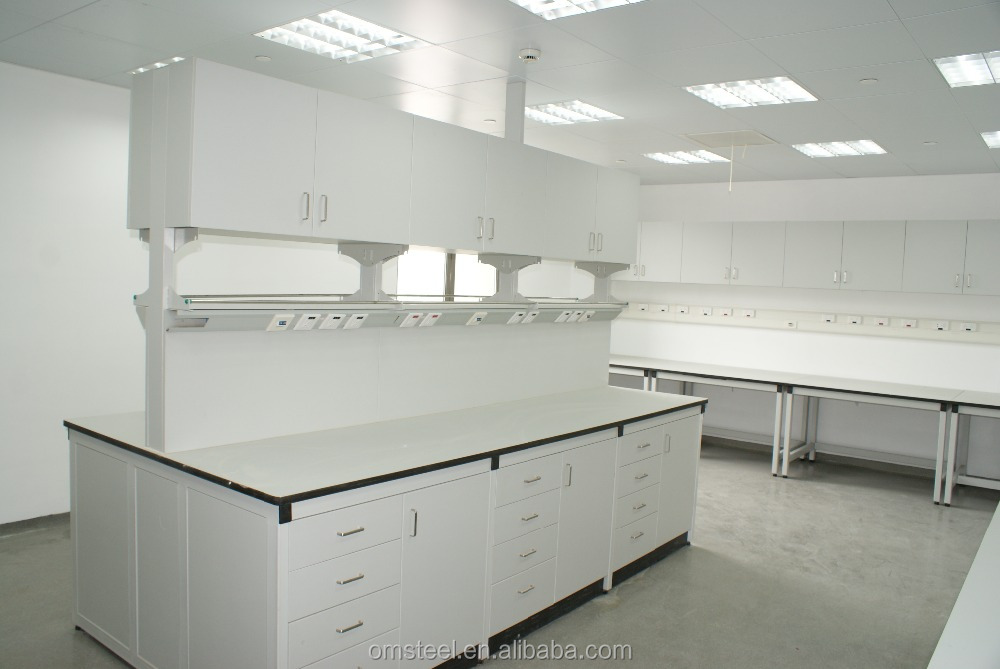 professional stainless steel metal laboratory furniture