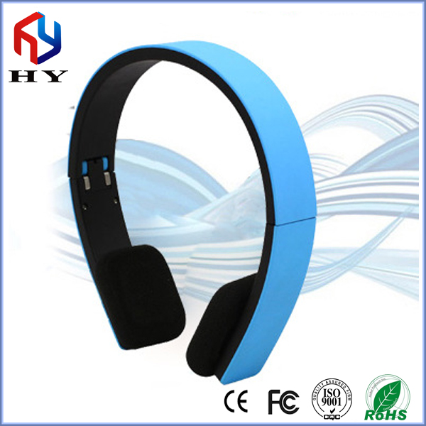2017 New design fashion bluetooth headphone wireless stereo headphone