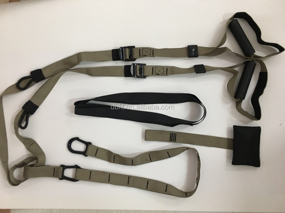 Length adjustable training band