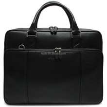 CSLRB117-001 Luxury design genuine leather bags branded handbag high quality competitive price men briefcase