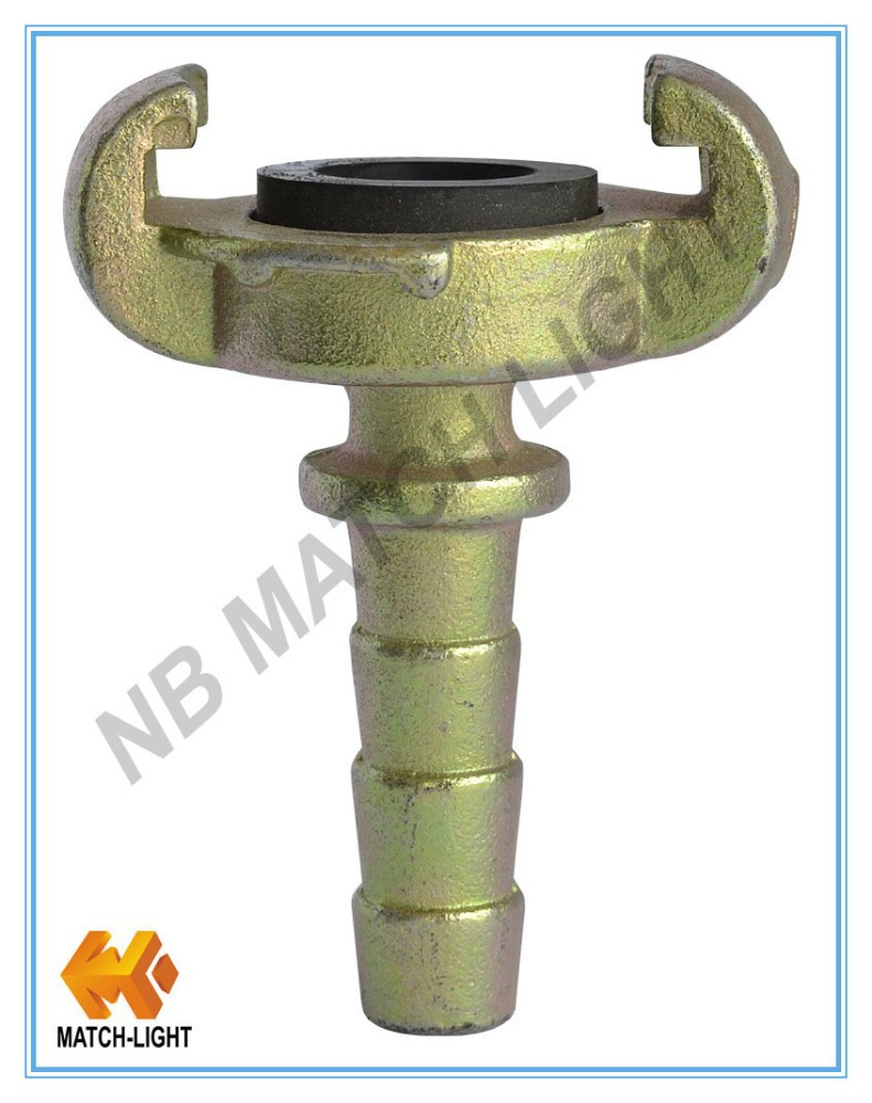 China Factory Direct European Universal Air Hose Claw Coupling
