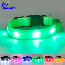 Dog clothes pet accessories/dog accessories/led dog collar