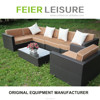 Fashion Good Quality Outdoor Furniture Rattan