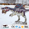 OA6088 Amusement Park Life Like Fiberglass Dinosaur For Sale